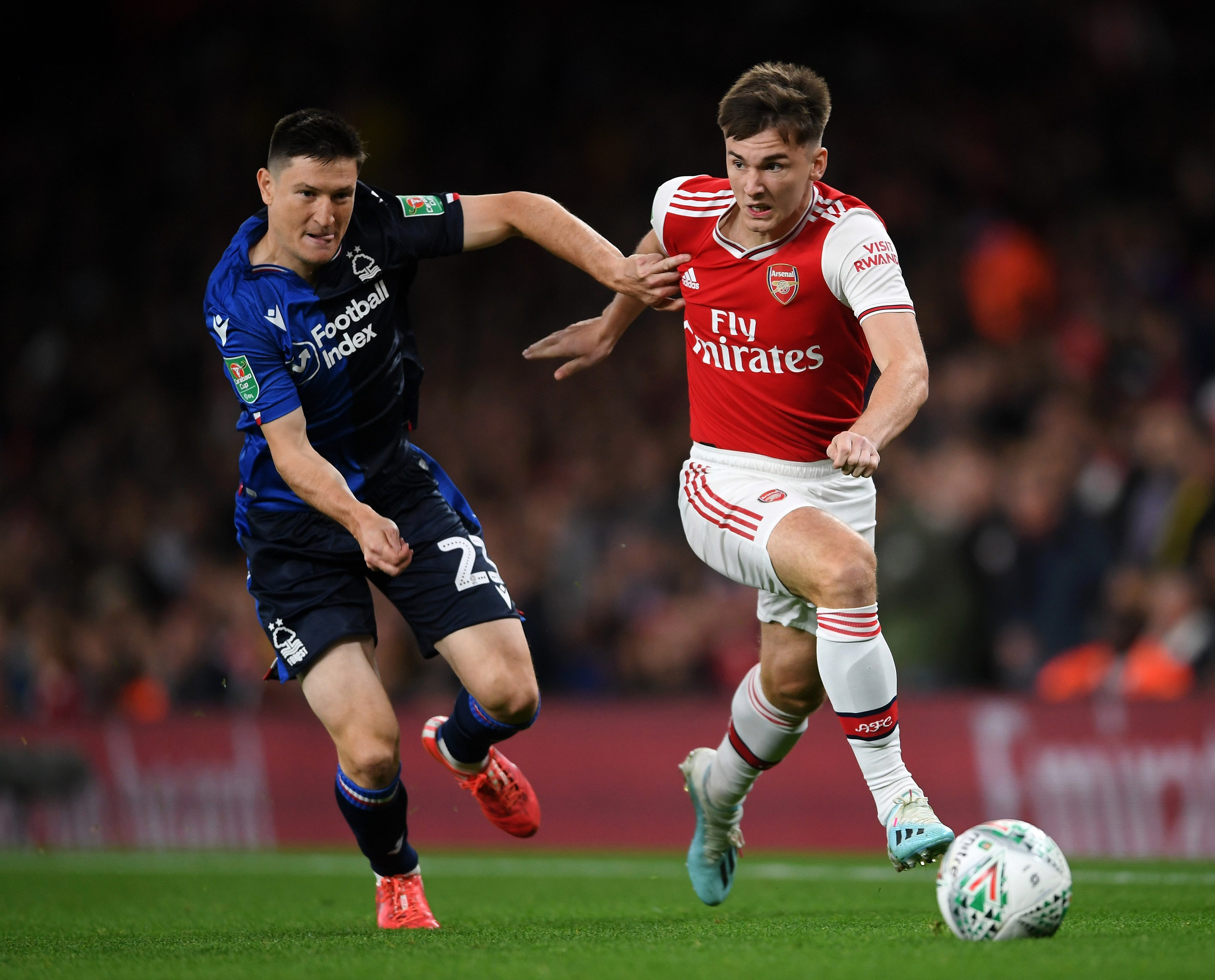 Image result for tierney arsenal 2019