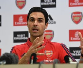 Arteta Arsenal transfer targets in January