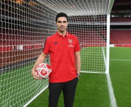 Arteta's Preferred Six-Man Coaching Team At Arsenal