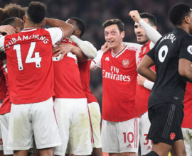 Mesut Ozil's Stats In United Victory Shows He's A New Man Under Mikel Arteta