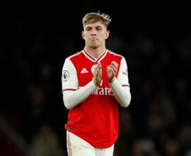 Rating their chances: Emile Smith Rowe